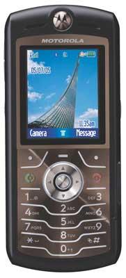 foto del cellulare Motorola SLVR L7