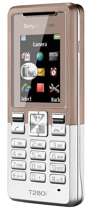 foto del cellulare Sony Ericsson T280i