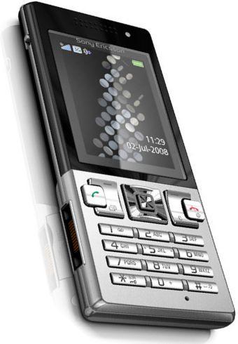 foto del cellulare Sony Ericsson T700