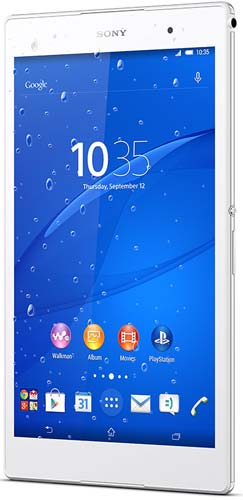 foto del cellulare Sony Xperia Z3 Tablet Compact