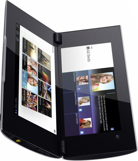 foto del cellulare Sony Tablet P