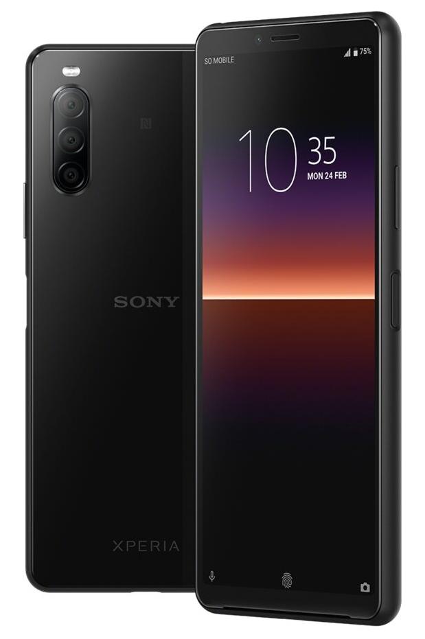 foto del cellulare Sony Xperia 10 II