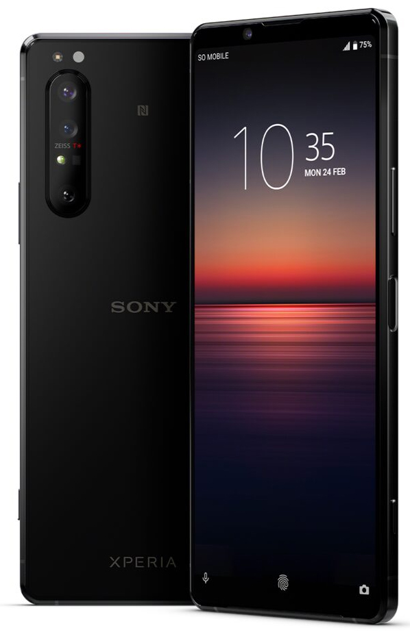 Photo Sony Xperia 1 II