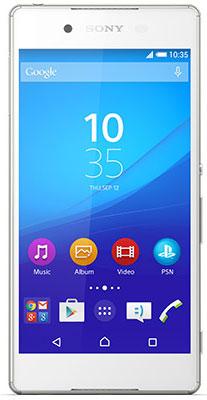 foto del cellulare Sony Xperia Z3+