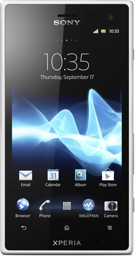 foto del cellulare Sony Xperia Acro S