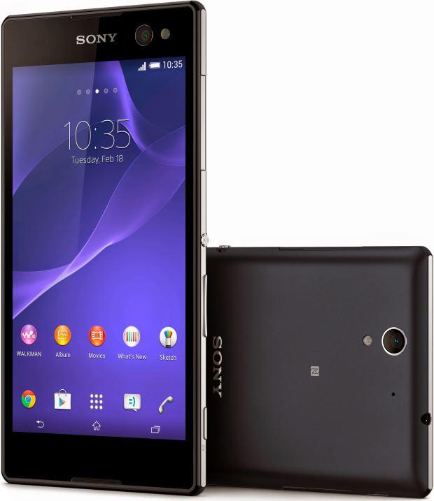 foto del cellulare Sony Xperia C3
