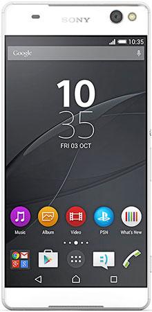 foto del cellulare Sony Xperia C5 Ultra