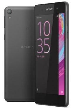 foto del cellulare Sony Xperia E5