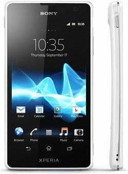 foto del cellulare Sony Xperia GX