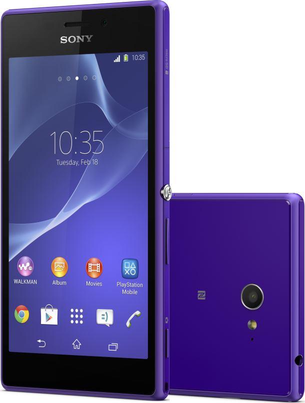 foto del cellulare Sony Xperia M2 Aqua