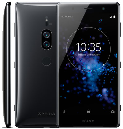 foto del cellulare Sony Xperia XZ2 Premium