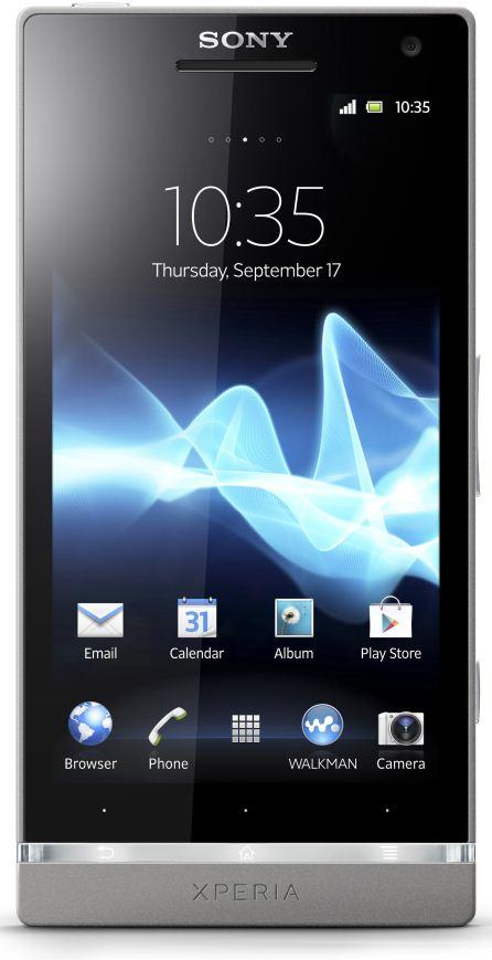 foto del cellulare Sony Xperia SL
