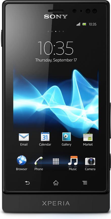 foto del cellulare Sony Xperia Sole
