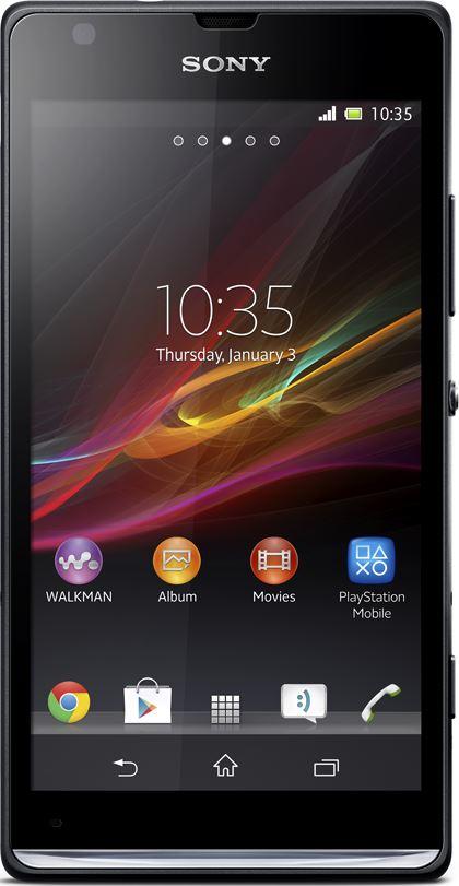 foto del cellulare Sony Xperia SP