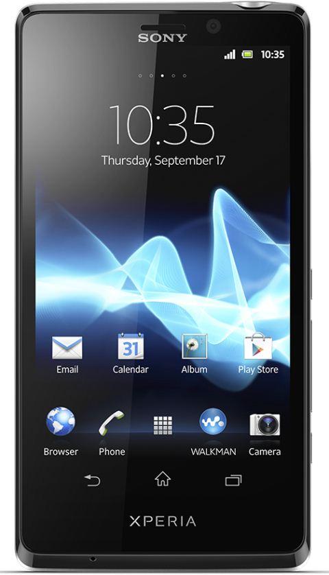 foto scheda Sony Xperia T