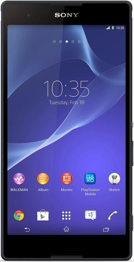 foto del cellulare Sony Xperia T2 Ultra