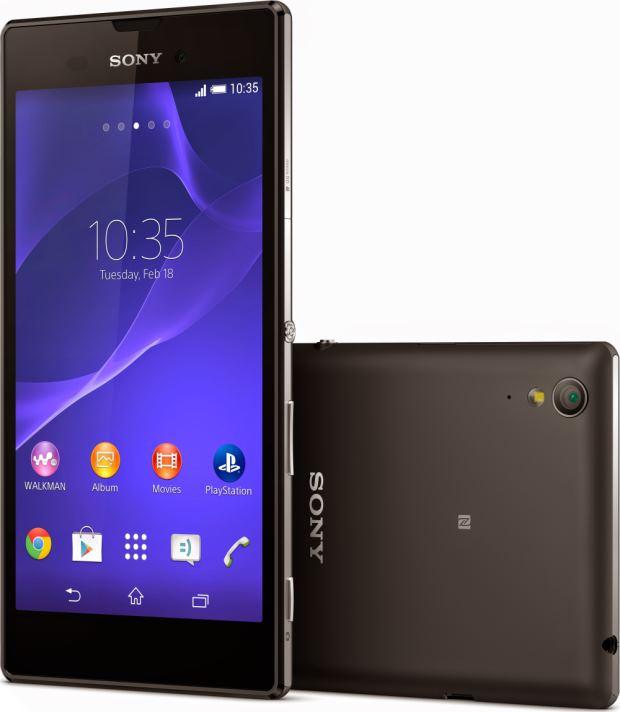 foto del cellulare Sony Xperia T3