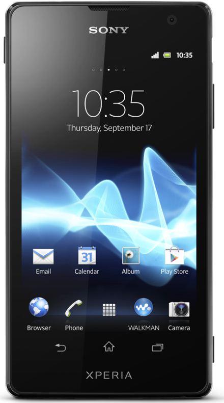 foto del cellulare Sony Xperia TX