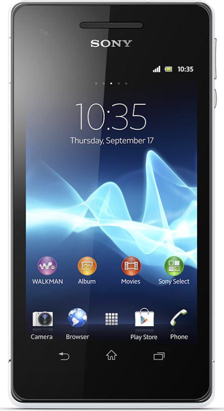 foto del cellulare Sony Xperia V