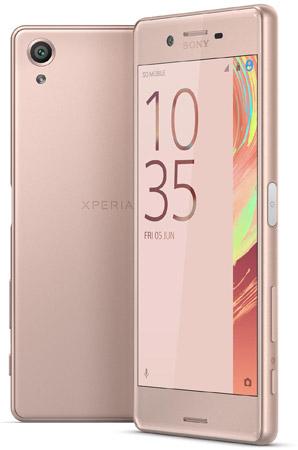 foto del cellulare Sony Xperia X