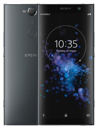 foto del cellulare Sony Xperia XA2 Plus