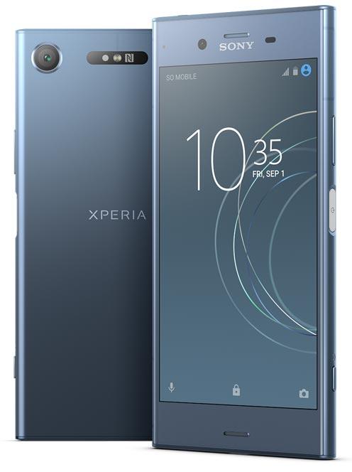 foto del cellulare Sony Xperia XZ1