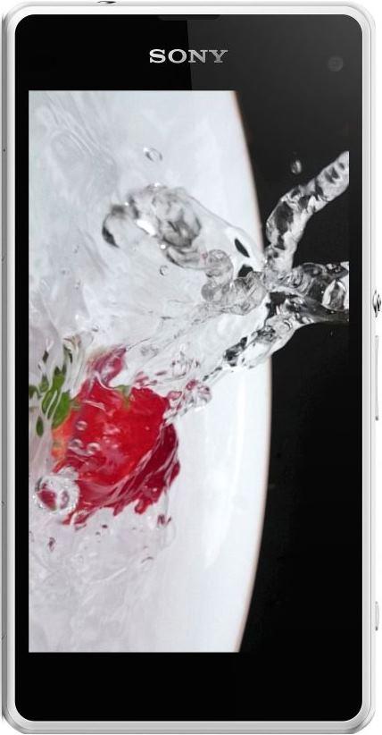 foto del cellulare Sony Xperia Z1 Compact