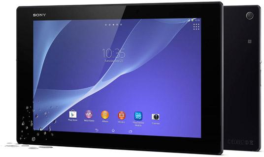 foto del cellulare Sony Xperia Z2 Tablet