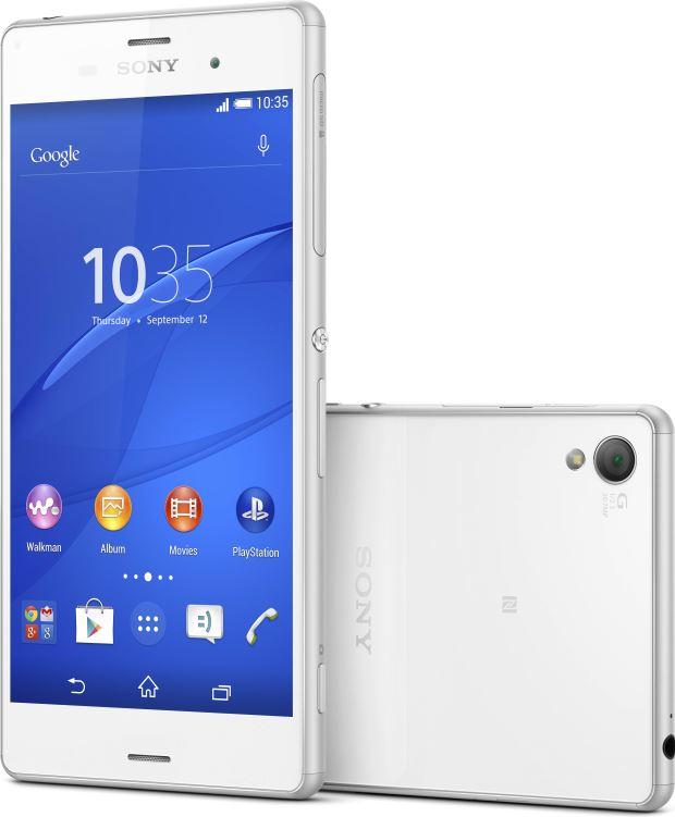 foto del cellulare Sony Xperia Z3