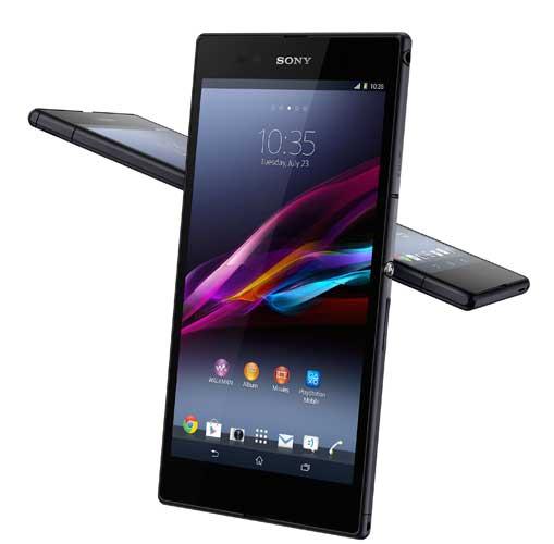 foto del cellulare Sony Xperia Z Ultra