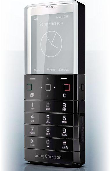 foto del cellulare Sony Ericsson Xperia X5 Pureness