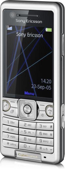 foto del cellulare Sony Ericsson C510