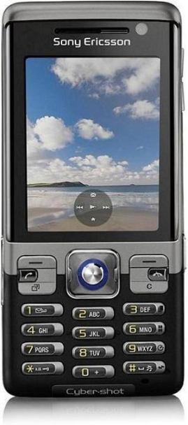 foto del cellulare Sony Ericsson C702