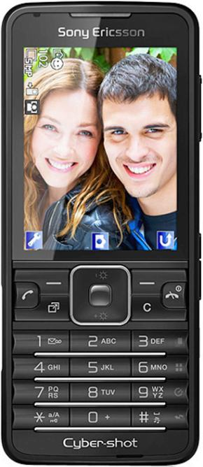 foto del cellulare Sony Ericsson C901