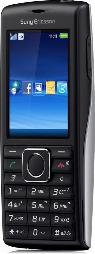 foto del cellulare Sony Ericsson J108i Cedar