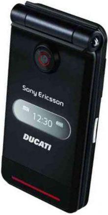 foto del cellulare Sony Ericsson Ducati Phone