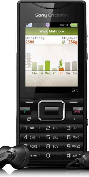 foto del cellulare Sony Ericsson J1012 Elm