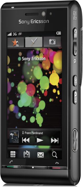 foto del cellulare Sony Ericsson Idou