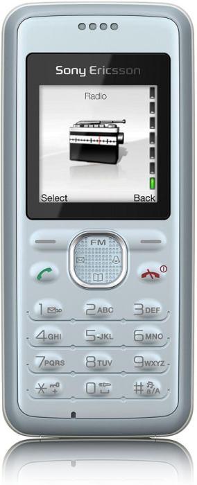 foto del cellulare Sony Ericsson J132
