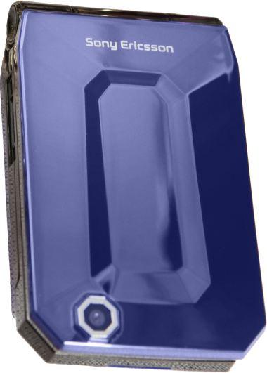 foto del cellulare Sony Ericsson F100 Jalou