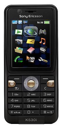 foto del cellulare Sony Ericsson K530i