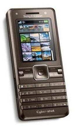 foto del cellulare Sony Ericsson K770i