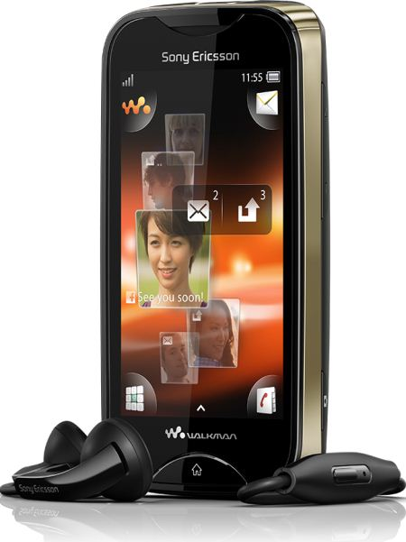 foto del cellulare Sony Ericsson Mix Walkman
