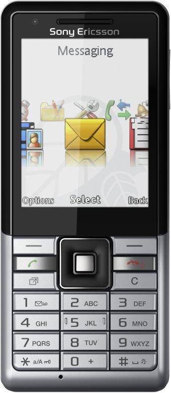foto del cellulare Sony Ericsson Naite