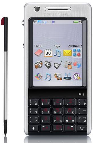 foto del cellulare Sony Ericsson P1i