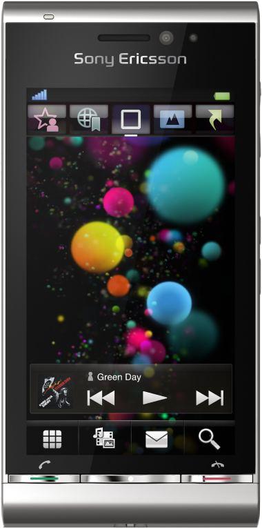 foto del cellulare Sony Ericsson Satio