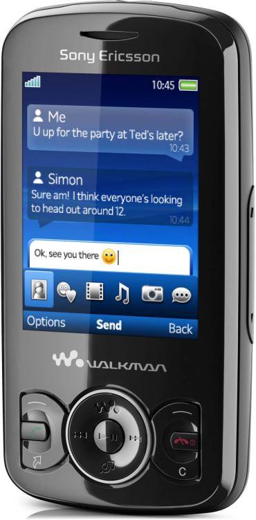 foto del cellulare Sony Ericsson W100i Spiro