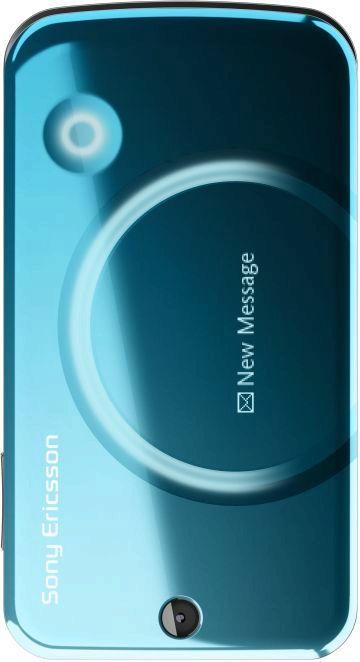 foto del cellulare Sony Ericsson T707