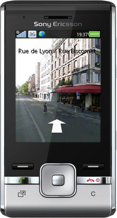 foto del cellulare Sony Ericsson T715