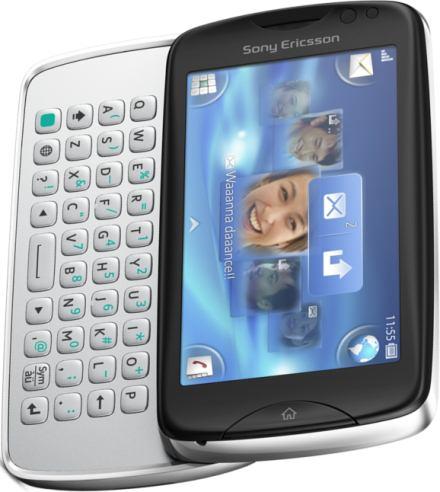 foto del cellulare Sony Ericsson Txt Pro